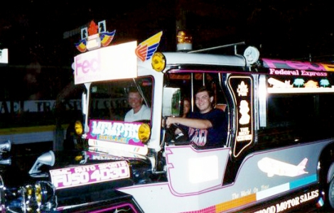 And the jeepneys of course!