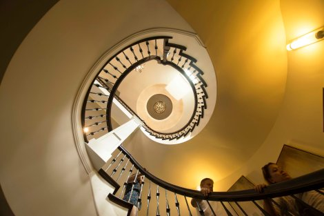 Staircase to....
